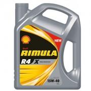 روغن موتور بنزینی شل ریمولا